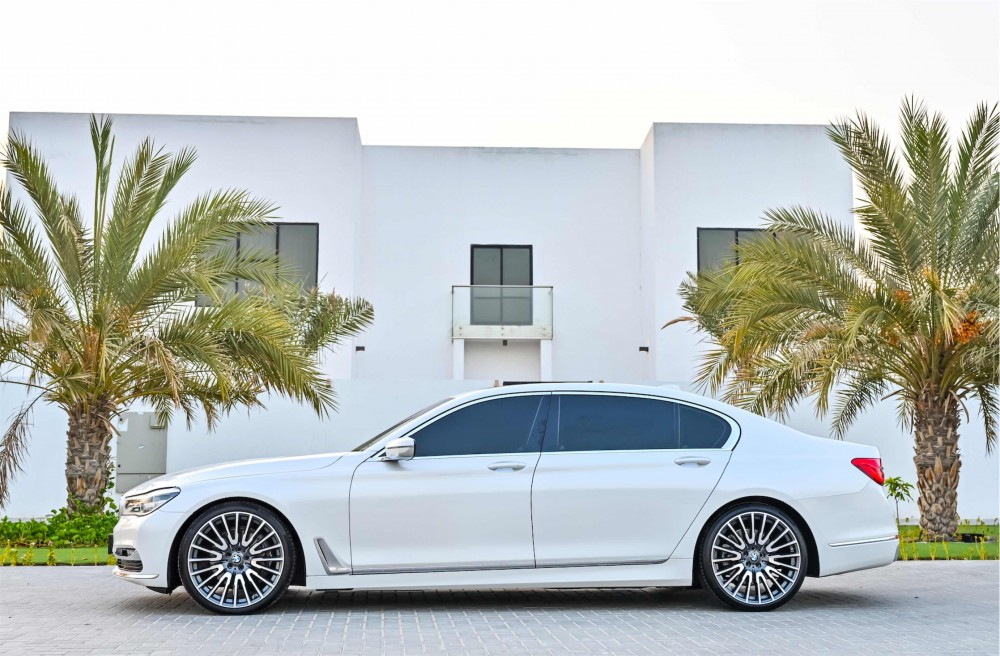 buy approved BMW 740i without downpayment