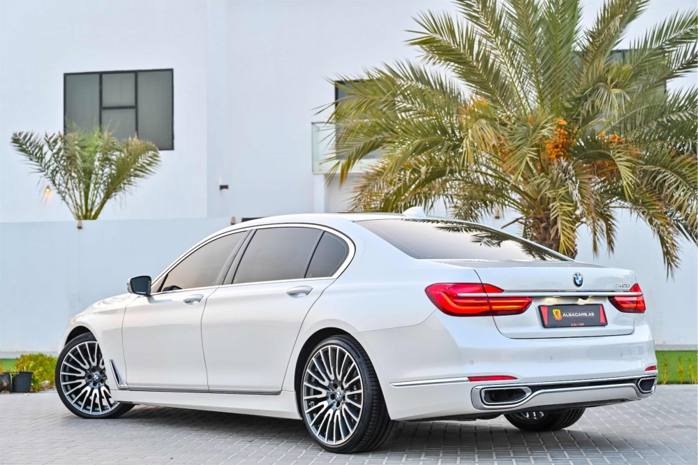 buy used BMW 740i in UAE