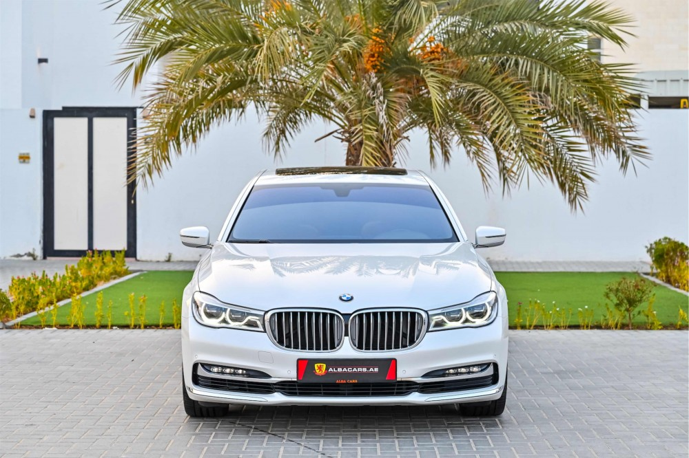 buy pre-owned BMW 740i with warranty