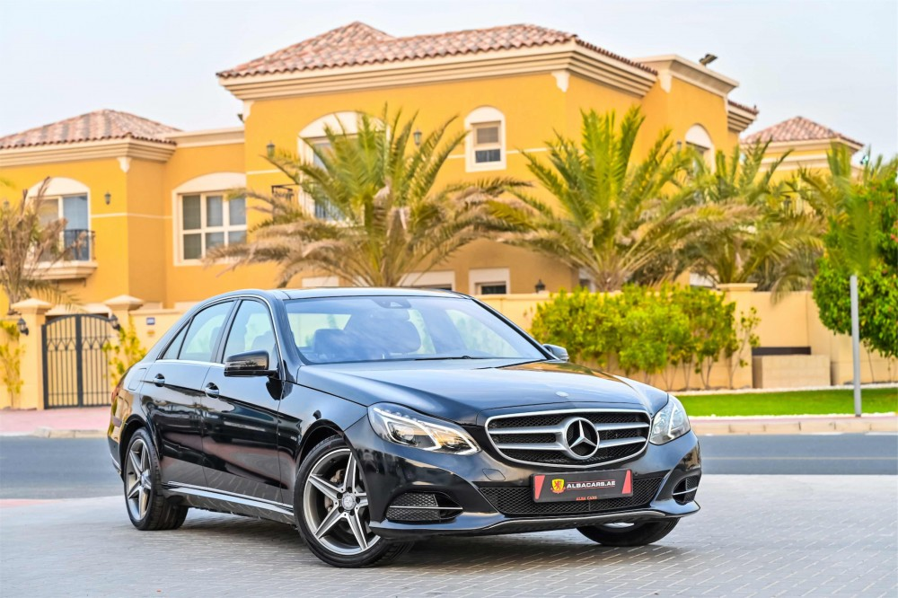 buy used Mercedes E300 V6 without downpayment