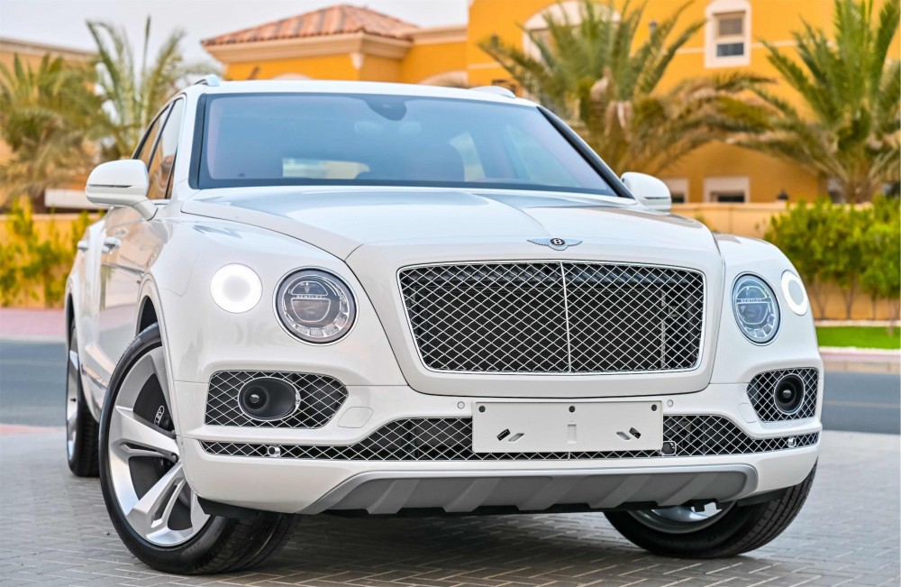 buy pre-owned Bentley Bentayga (Brand New) without downpayment