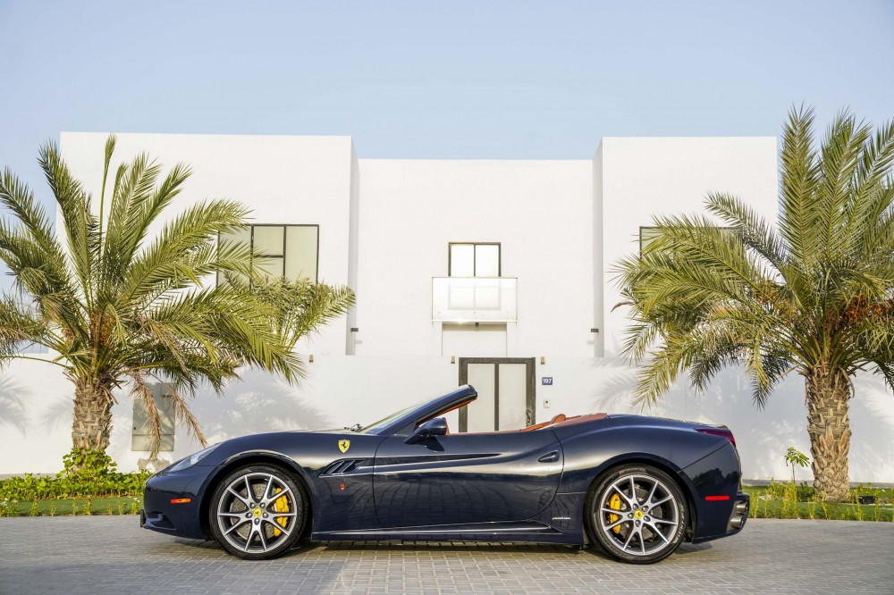 buy approved Ferrari California without downpayment