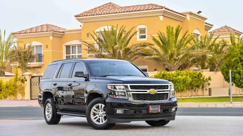 buy second hand Chevrolet Tahoe without downpayment