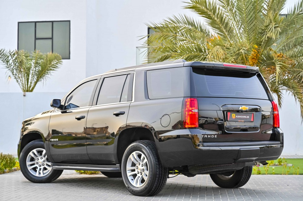 buy used Chevrolet Tahoe without downpayment