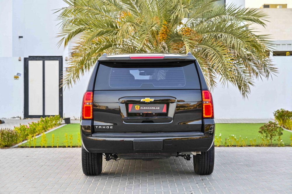 buy slightly used Chevrolet Tahoe without downpayment