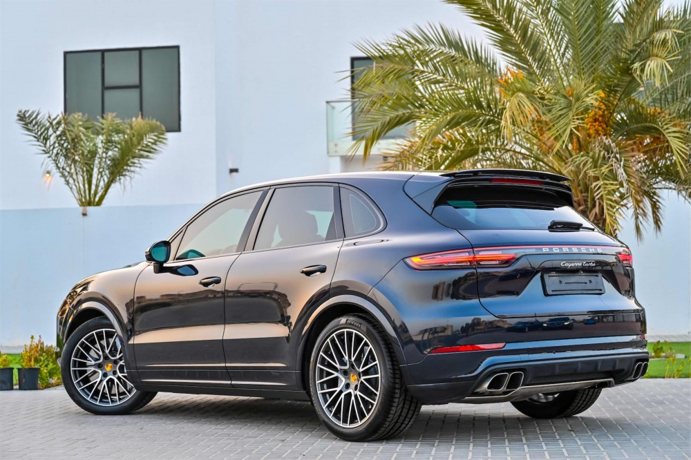buy approved Porsche Cayenne Turbo without downpayment