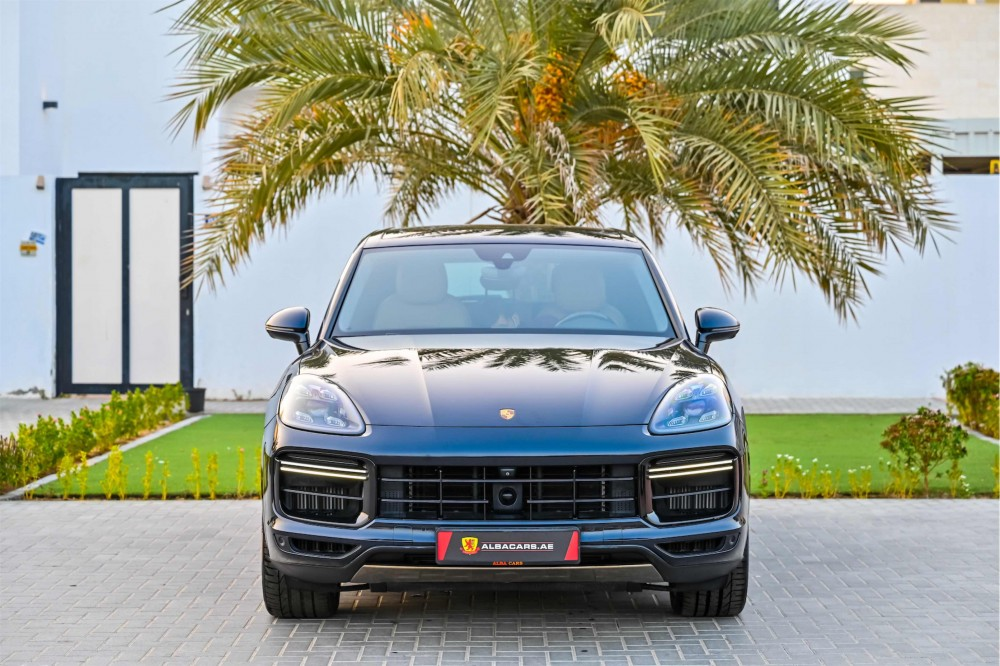 buy used Porsche Cayenne Turbo without downpayment