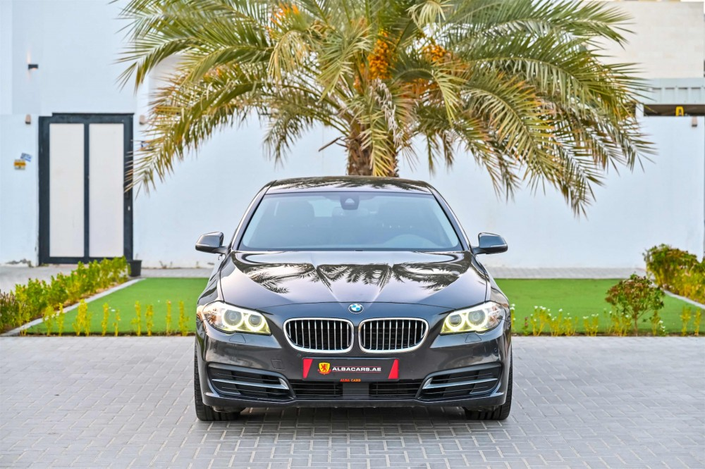buy approved BMW 520i Luxury Line in UAE