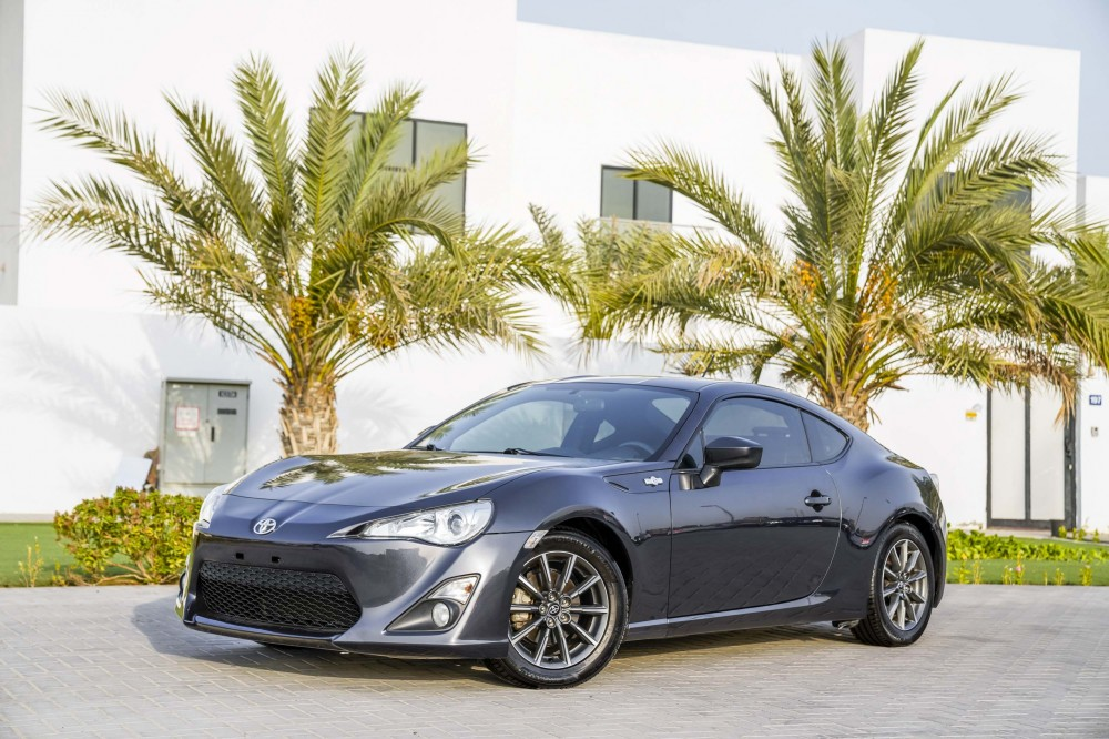 buy used Toyota 86 GT without downpayment