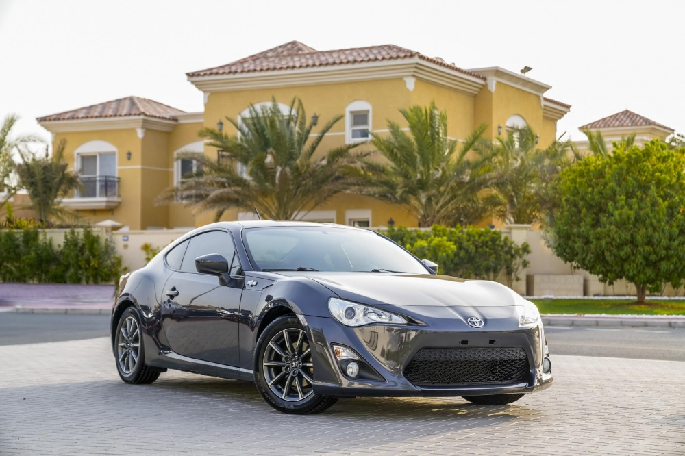 buy certified Toyota 86 GT without downpayment