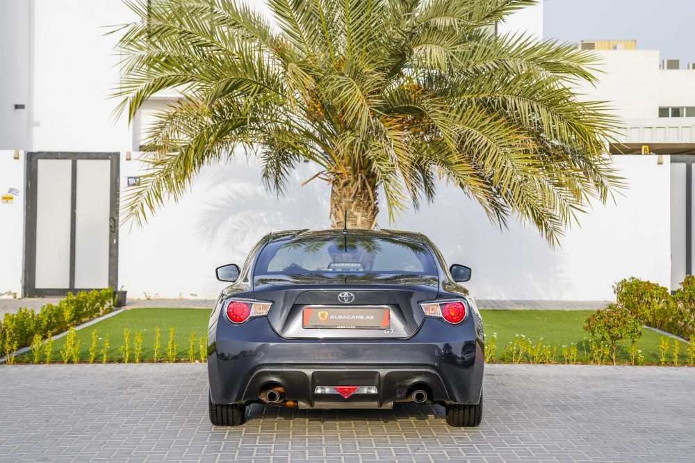 buy approved Toyota 86 GT with warranty