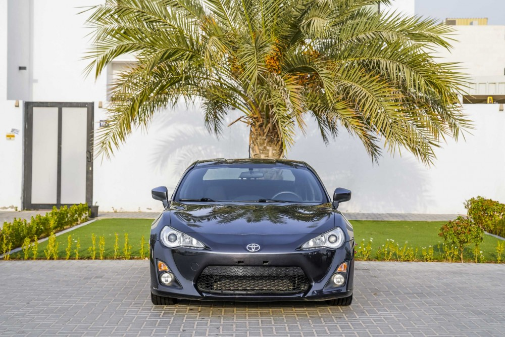 buy second hand Toyota 86 GT in UAE