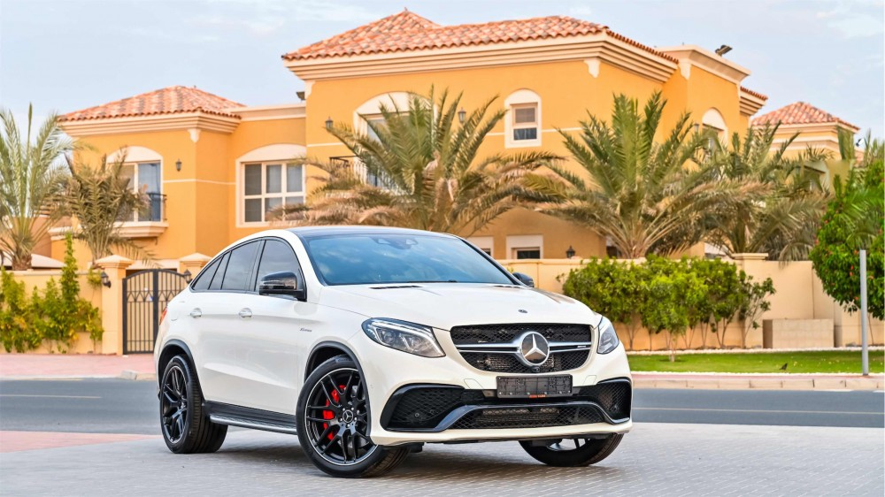 buy pre-owned Mercedes GLE63s AMG with warranty