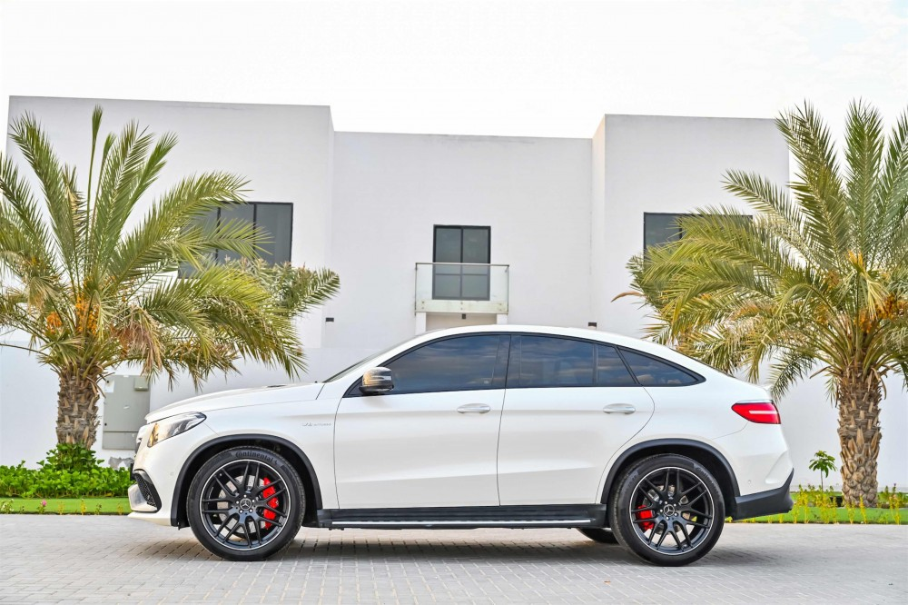 buy used Mercedes GLE63s AMG without downpayment