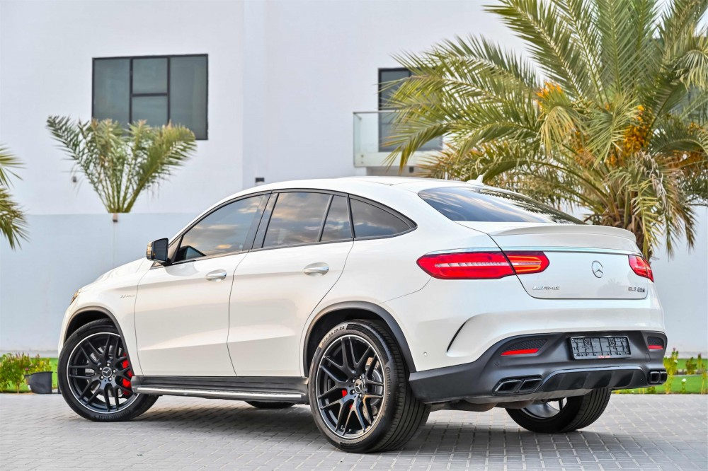 buy second hand Mercedes GLE63s AMG in UAE