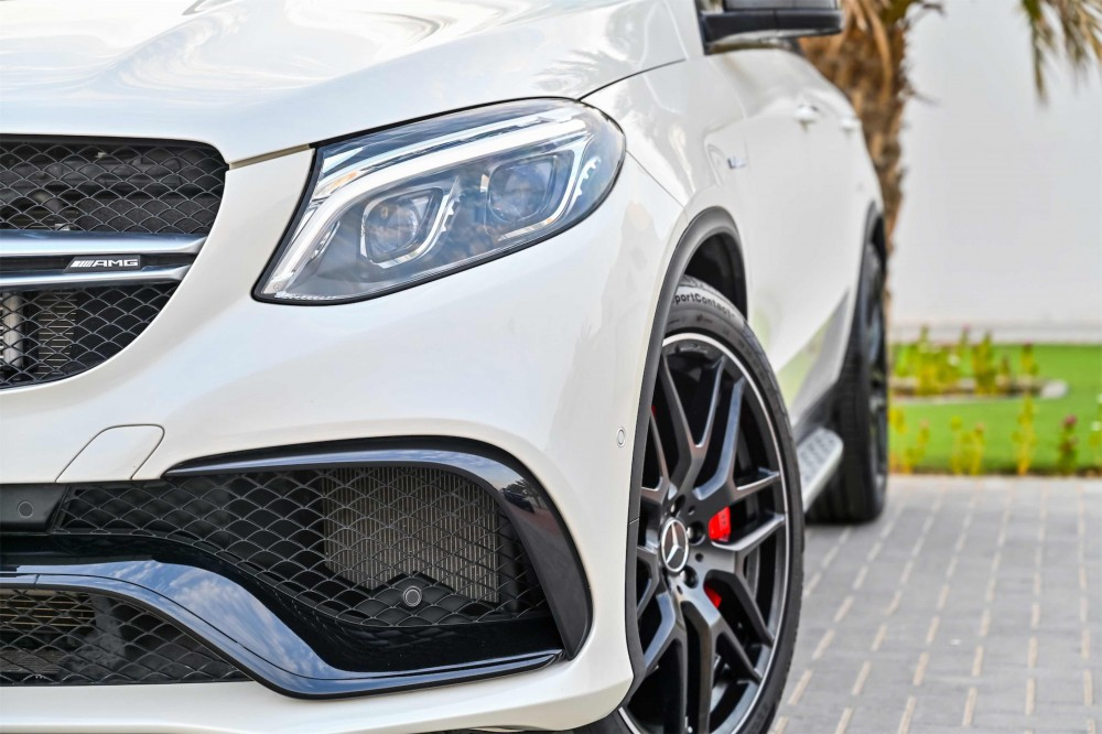 buy approved Mercedes GLE63s AMG in Dubai