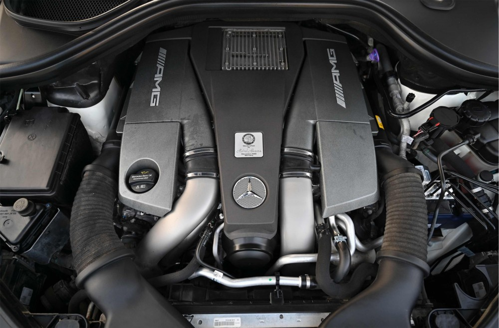 buy second hand Mercedes GLE63s AMG in Dubai