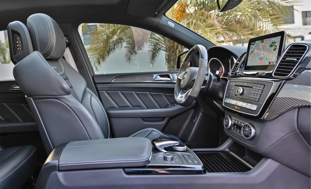 buy used Mercedes GLE63s AMG with warranty