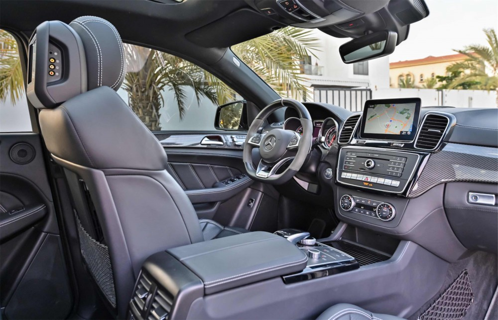 buy certified Mercedes GLE63s AMG without downpayment