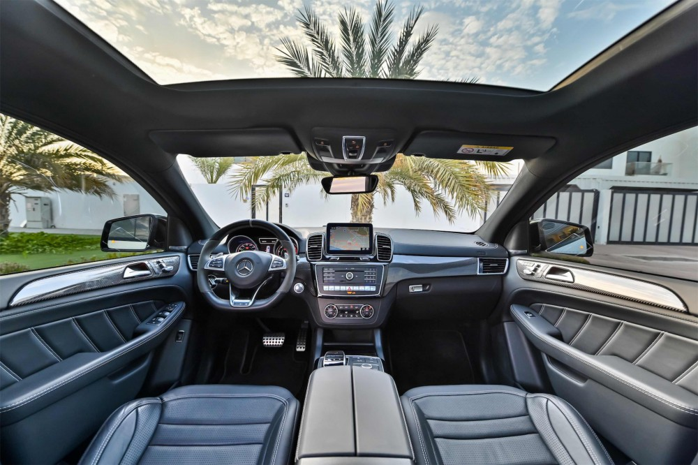 buy certified Mercedes GLE63s AMG with warranty