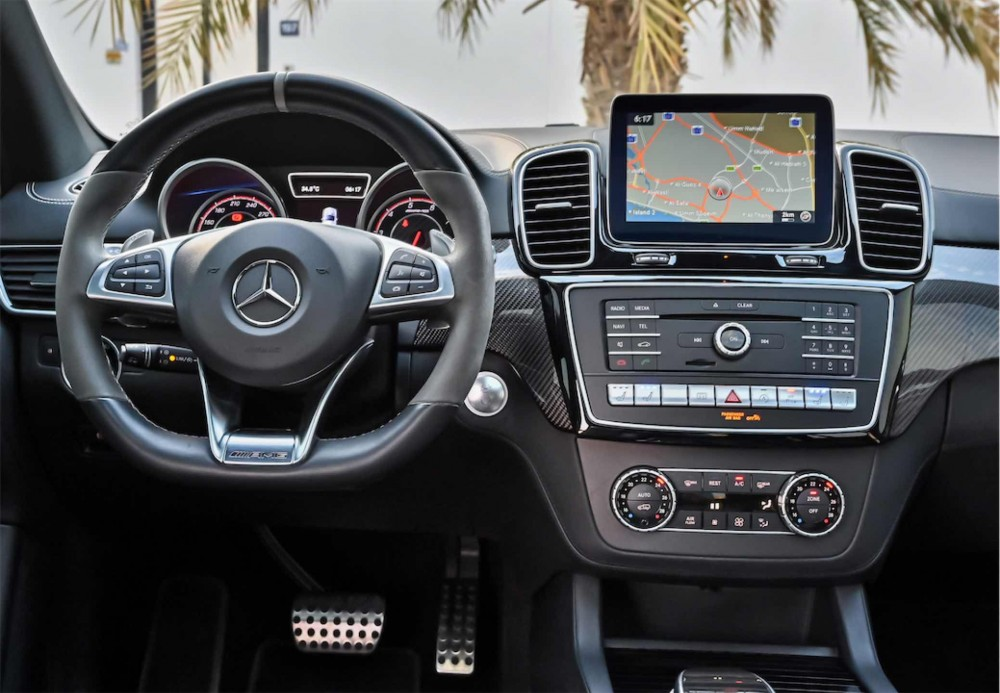 buy approved Mercedes GLE63s AMG without downpayment