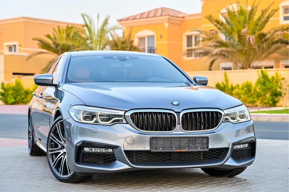 buy second hand BMW 540i M Sport Fully Loaded in UAE