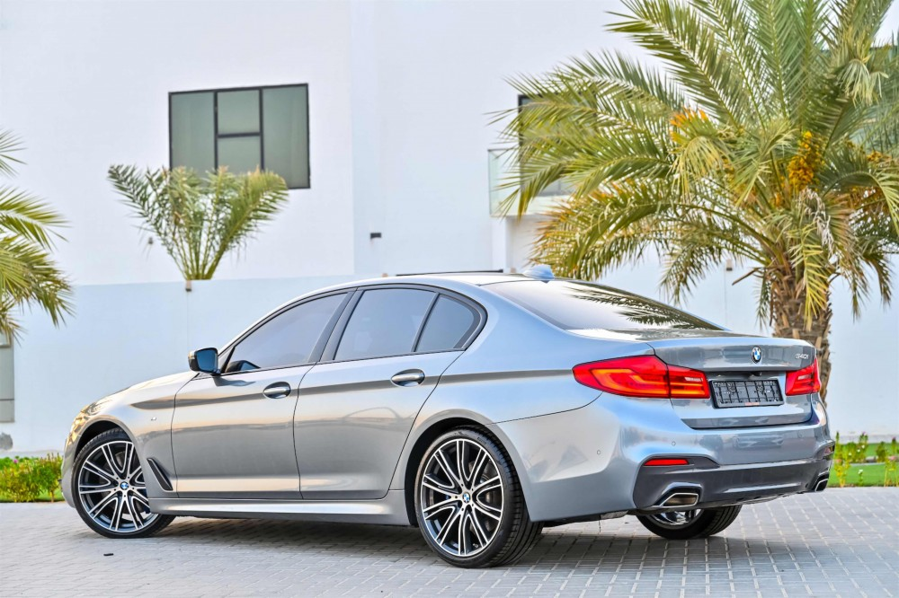buy approved BMW 540i M Sport Fully Loaded in UAE
