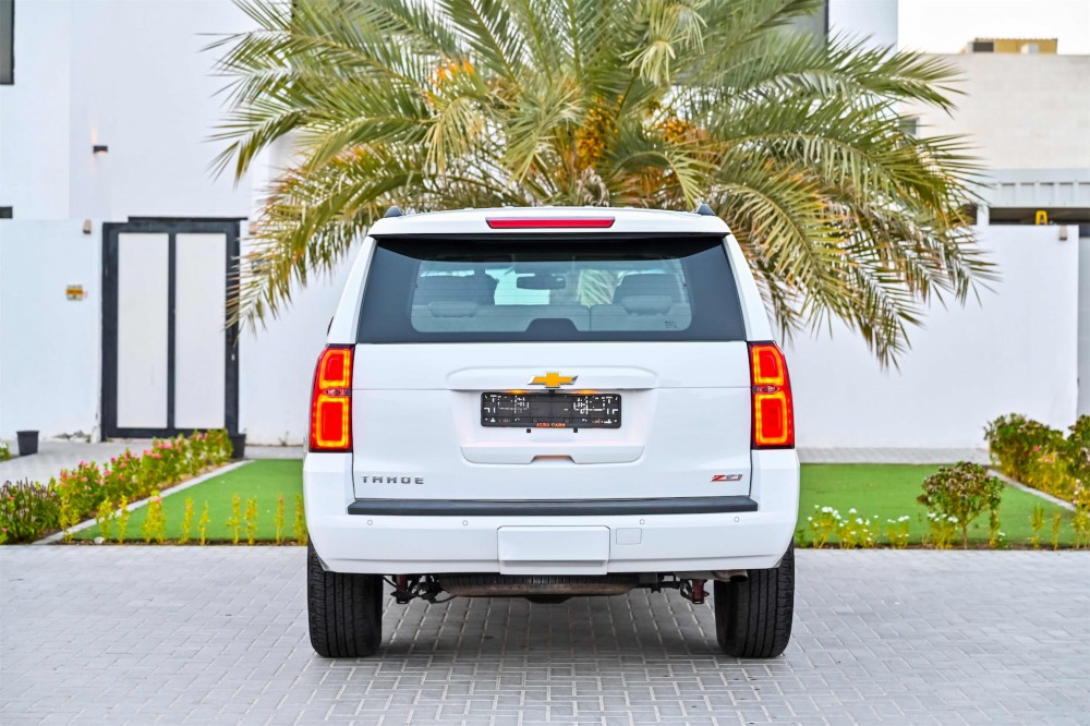 buy approved Chevrolet Tahoe with warranty