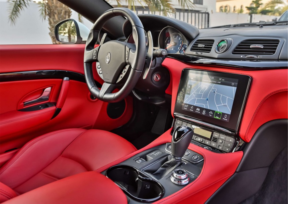 buy approved Maserati GranTurismo Sport V8 without downpayment