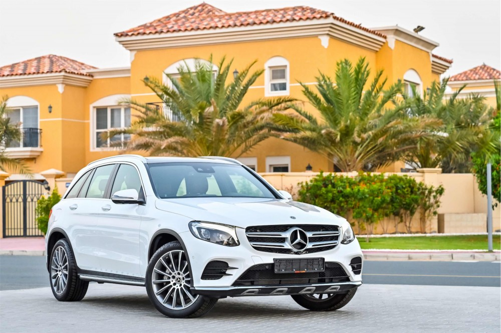 buy pre-owned Mercedes GLC250 AMG without downpayment