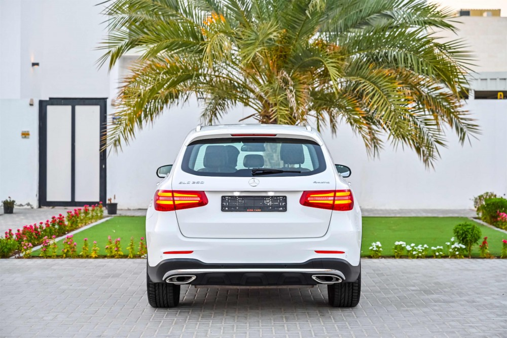 buy used Mercedes GLC250 AMG without downpayment