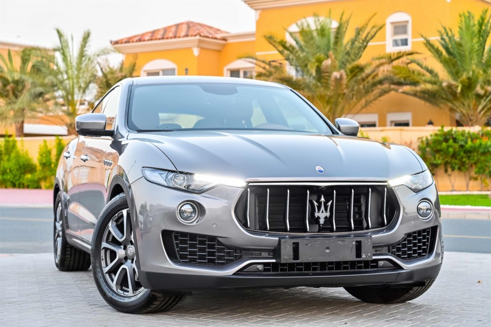 buy used Maserati Levante Q4 without downpayment