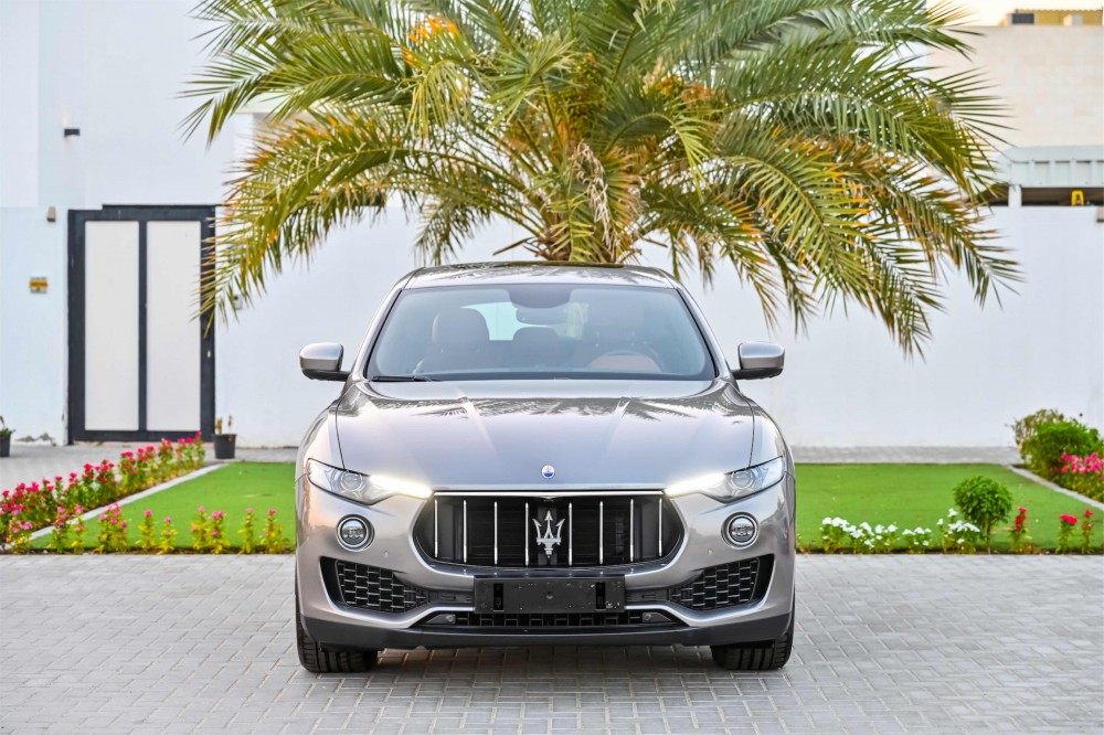 buy certified Maserati Levante Q4 with warranty
