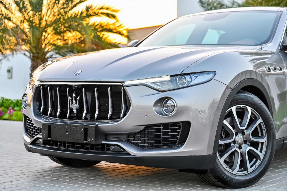 buy approved Maserati Levante Q4 without downpayment
