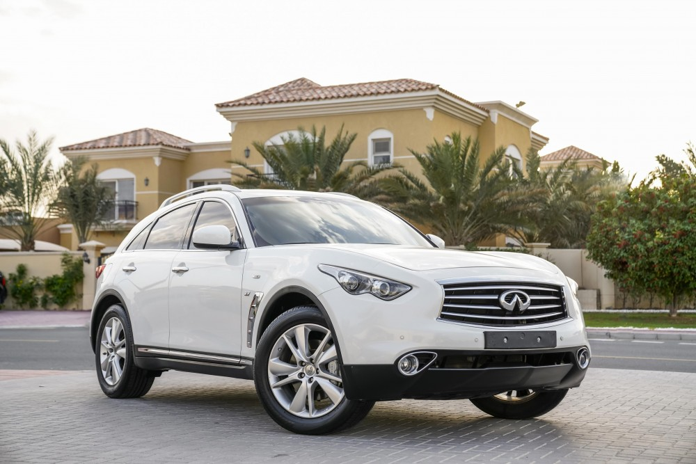 buy approved Infiniti QX70 without downpayment