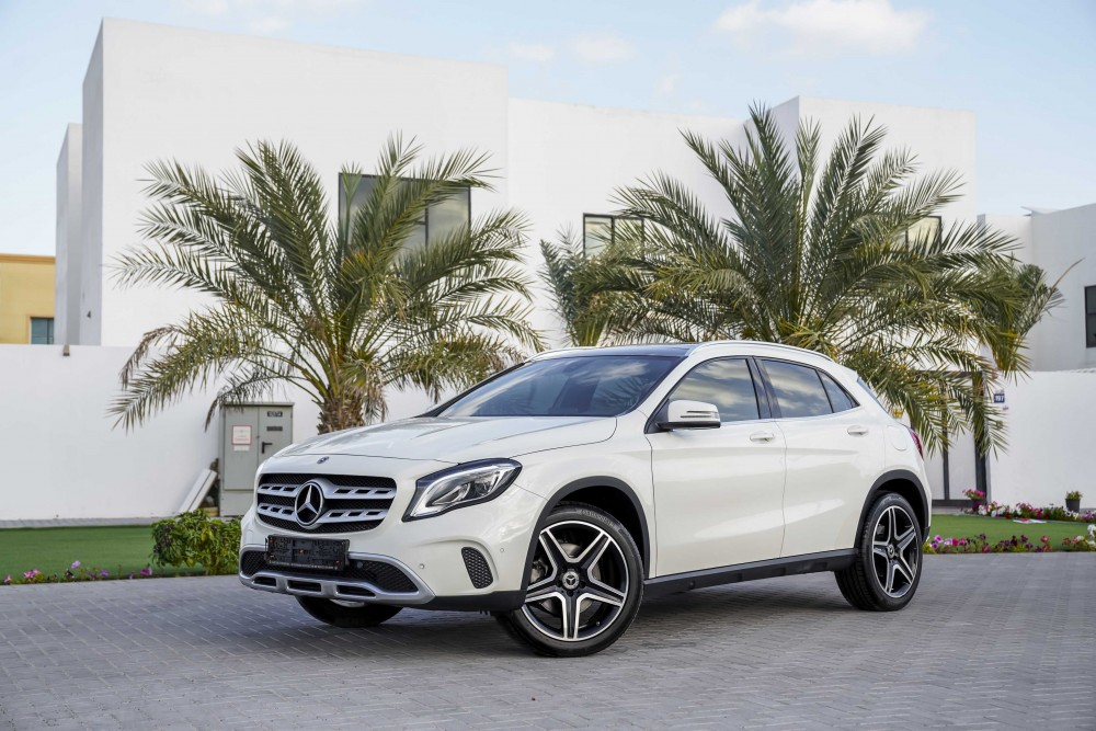 buy second hand Mercedes GLA 250 AMG in UAE