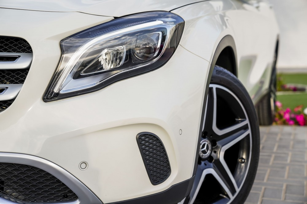 buy second hand Mercedes GLA 250 AMG in Dubai