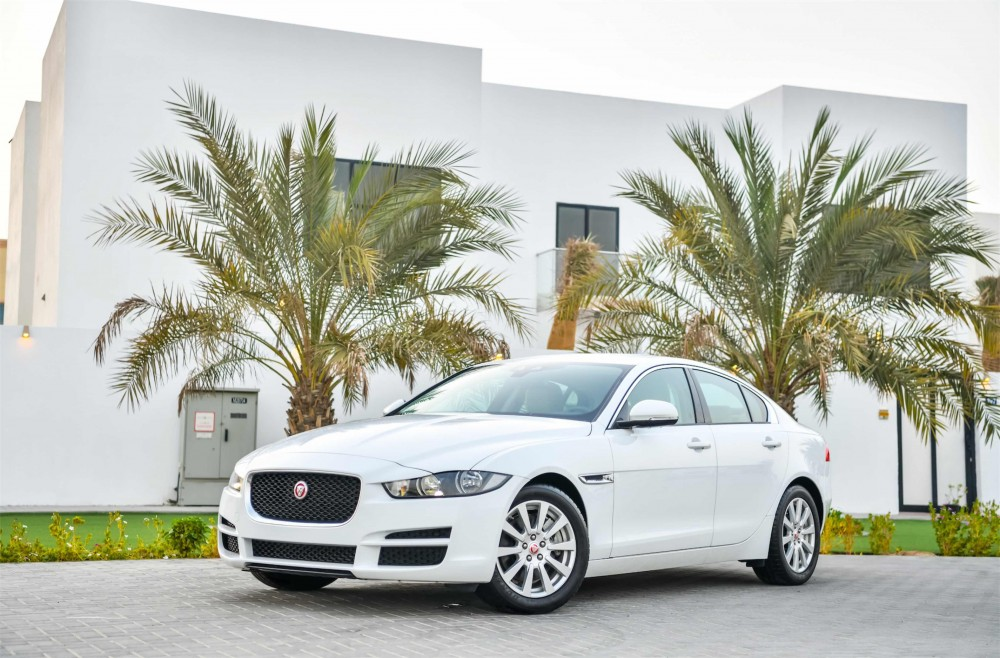 buy used Jaguar XE Prestige (Brand New) in UAE