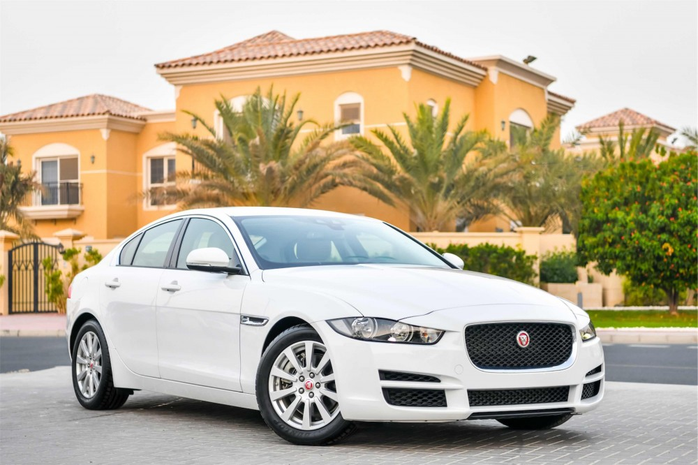 buy certified Jaguar XE Prestige (Brand New) in Dubai