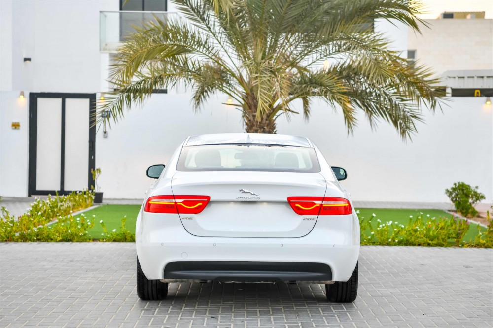 buy second hand Jaguar XE Prestige (Brand New) in Dubai