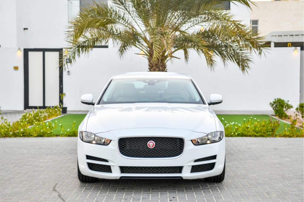 buy approved Jaguar XE Prestige (Brand New) in UAE