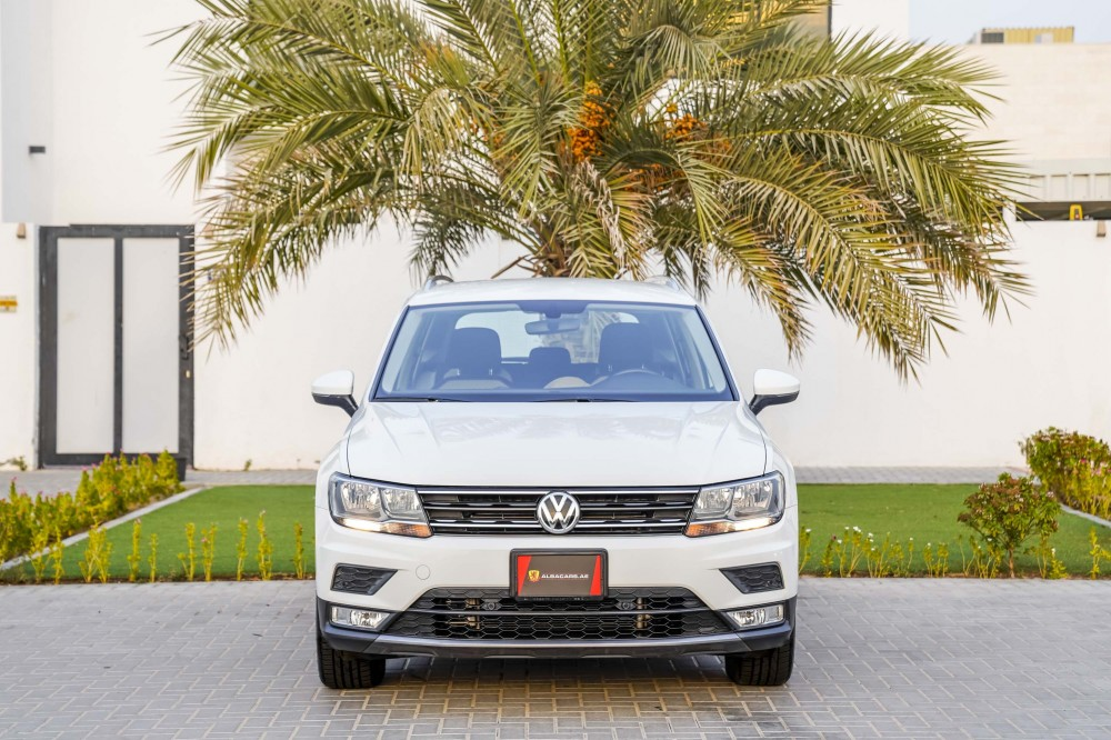 buy approved Volkswagen Tiguan 2.0L TSI with warranty