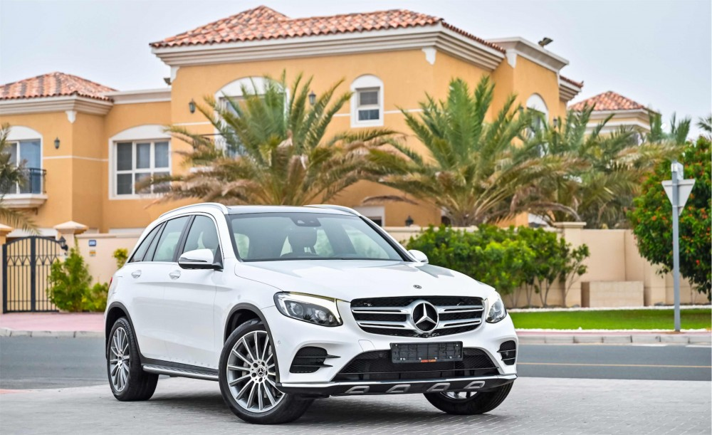 buy second hand Mercedes GLC250 AMG without downpayment