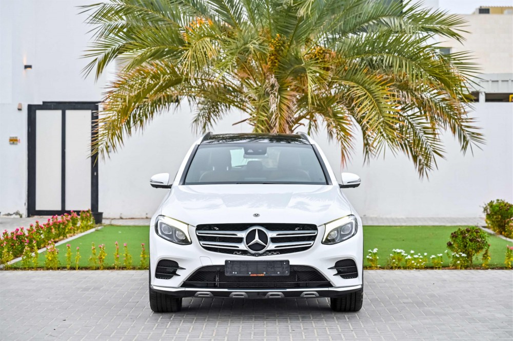 buy slightly used Mercedes GLC250 AMG without downpayment
