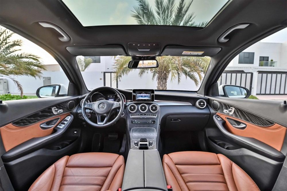 buy second hand Mercedes GLC250 AMG with warranty