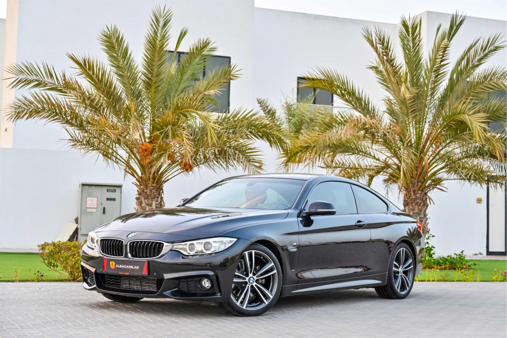 buy approved BMW 428i M-Kit without downpayment