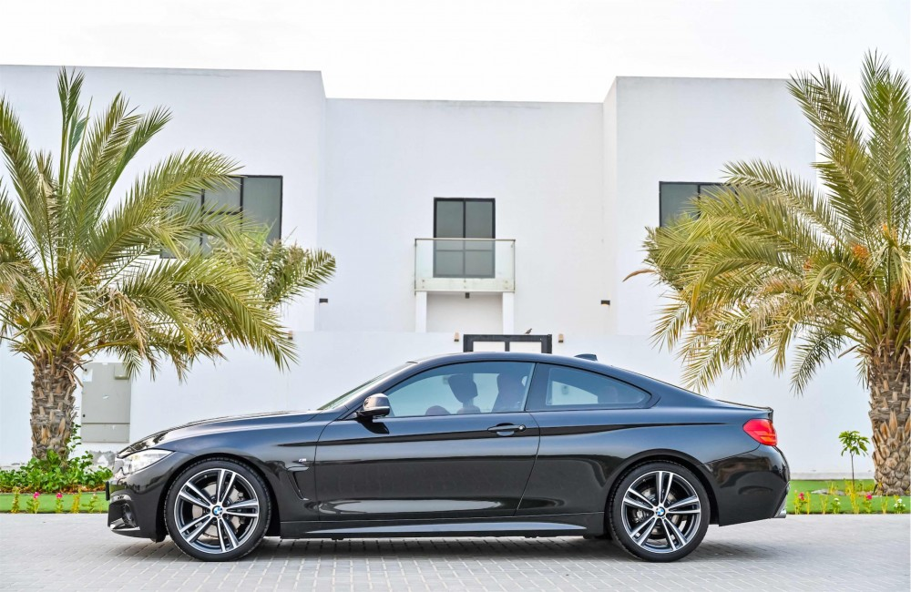 buy used BMW 428i M-Kit without downpayment