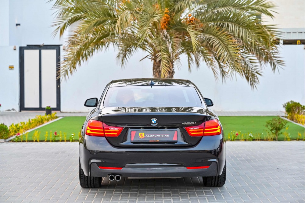 buy second hand BMW 428i M-Kit in UAE