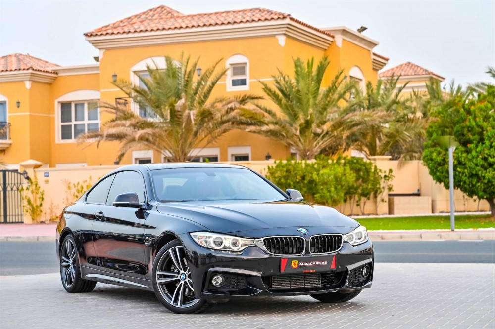 buy approved BMW 428i M-Kit in Dubai