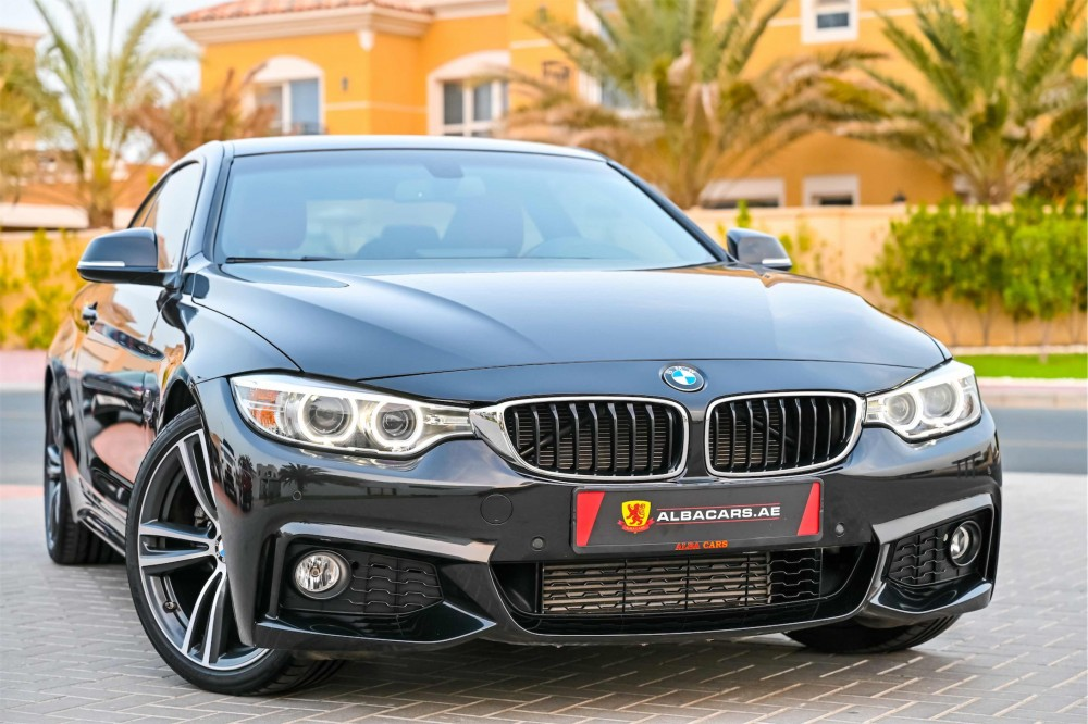 buy pre-owned BMW 428i M-Kit without downpayment